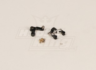 GT450PRO Tail Rotor Control Set