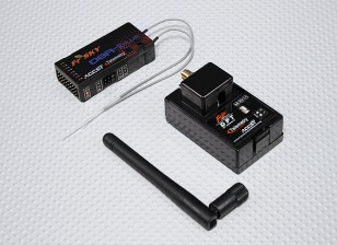 FrSky DF 2.4Ghz Combo Pack pour Futaba w / Module & RX