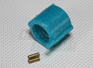 40mm eau Veste de refroidissement (silicone) Costume HobbyKing Vanquish 1075mm Bateau