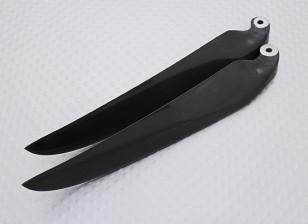 Pliage 11x6 Carbon Infused Hélice Noir (CCW) (1pc)