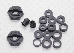 Moyeu de roue / manches - A2030, A2031 et A2033