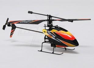HobbyKing FP100 2.4Ghz 4CH Micro Mode Hélicoptère 2 (RTF)