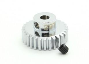 29T / 3,175 48 Emplacement acier Pignon
