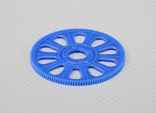 Tarot 450 PRO Helical 121T principal Gear - Bleu (TL45156-03)