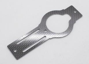 Trex / HK450 PRO 1.6mm Carbon Fiber principal Cadre Plaque inférieure