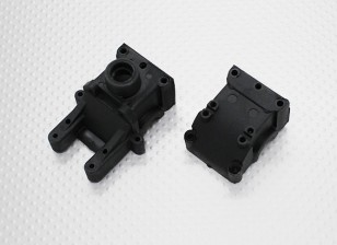 Gearbox Housing Set - 1/10 Quanum Vandal 4WD Buggy Racing