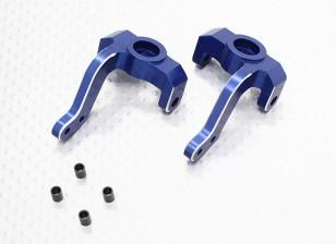 Aluminium Steering Arm Set - 1/10 Quanum Vandal 4WD Buggy Racing
