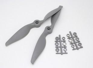 APC style Hélice 8x6 gris (CW) (2pcs)