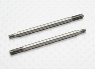Avant Shock Shaft centrale (2pcs) - A3015