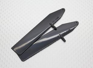 lame principale 3D, airfoil symétrique, Contrepoids pour Ncpx