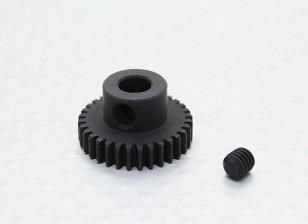 32T / 5mm 48 Emplacement en acier trempé Pignon
