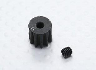 11T / 3.17mm 32 Emplacement en acier trempé Pignon