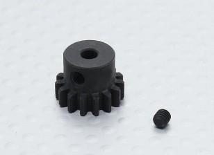 15T / 3.17mm 32 Emplacement en acier trempé Pignon