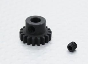 18T / 5mm 32 Emplacement en acier trempé Pignon
