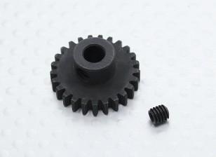 25T / 5mm 32 Emplacement en acier trempé Pignon