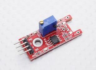 Kingduino Module de capteur numérique de température Compatible
