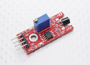 Kingduino Compatible tactile Module capteur Full Metal