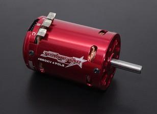 TrackStar 540 Taille 4 Pole 4850KV Sensored Motor