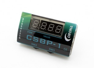 Corona S.BUS Programmation Card CSBP-1