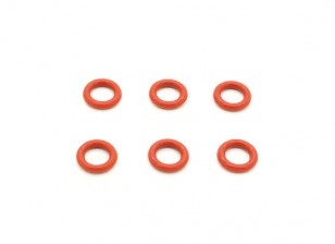 Diff. O-Rings (x6) - BSR 1/8 Rally