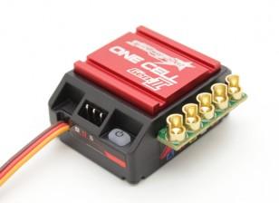 TrackStar GenII une cellule 120A 1 / 12e échelle Sensored Brushless (RAAR / BRCA approuvé)