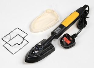 Turnigy 110w Heat Sealing fer avec Sock et support 220 - 240v (UK Plug)