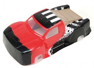 Body Shell - Basher Nitro Circus1 / 10 SCT