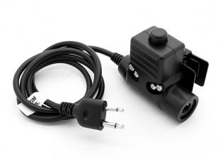 Z Tactical Z113 U94 PTT (Version ICOM)