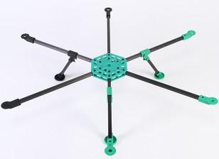 Kit HexCopter RotorBits Avec Système de montage modulaire (KIT)