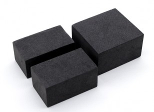 """Shorty"" Battery Pack Foam Block Set pour 1/10 Car / Truck / Buggy"