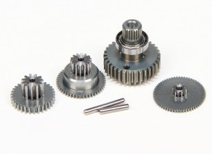 HK47179TM-HV, HK47003DMG et MIBL-70251 Replacement Servo Gear Set
