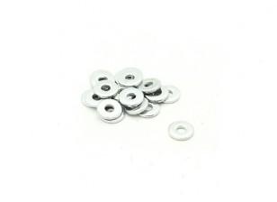 RJX X-TRON 500 M2.6 x 7 x Rondelles 1mm # X500-8005 (20pcs)