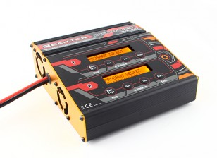 Turnigy Reaktor 2 x 300W 20A Solde Chargeur
