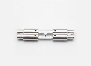 Yokomo Drift Body Double Muffler Set (2pcs)