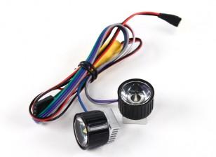 Système Turnigy High Power Headlight