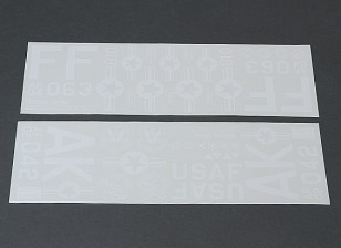 USAF auto-adhésif Decal Set