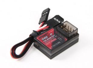 TrackStar TS3t Module télémesure w / câble de connexion