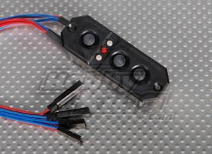 PowerBox Sensor électronique Commutateur Backer