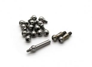 Tarot 450 Pro / Pro V2 DFC Linkage Ball Set H (TL45048)