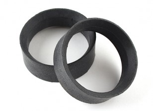 Équipe Sorex 24mm Moulé Tire Inserts Type-C Firm (2pcs)
