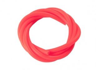 RJX Gaz / Nitro Fuel Tubing 2.5mm x 1M - orange