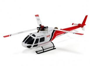 WLtoys V931 AS350 Hélicoptère collectif Pas Echelle 3D RC (Ready to Fly)