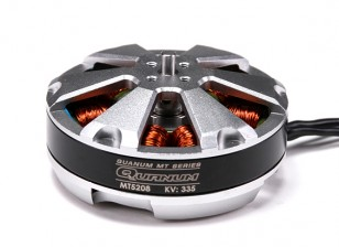 Quanum MT Series 5208 335KV Brushless Multirotor Moteur Construit par DYS