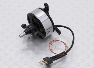 1712- 2290Kv 9.2g 3.5A 160g Thrust Outrunner