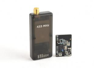 Micro HKPilot Telemetry Set radio avec antenne intégrée PCB 433Mhz