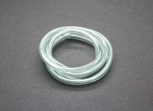 tuyau de carburant de silicium (1 mtr) de 4.5x2.5mm Green (Nitro & Gas Engines)