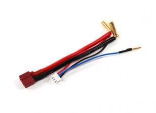 T-connecteur femelle W / JST-XH 2S Harnais pour Hard Case Lipoly
