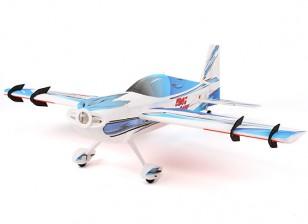 HobbyKing ™ EPP Mini Bord 540T (Bleu) 3D ARF