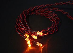 MRRC son 6 LED Gun Set Lumière