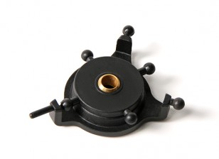 FX070C 2.4GHz 4CH Flybarless RC Helicopter remplacement Swashplate
